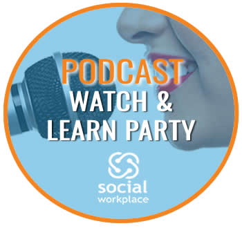 Podcast Watch & Learn Party