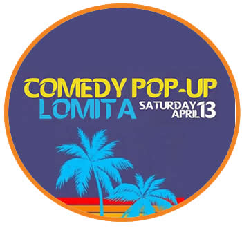 Pop-up Comedy Show